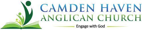 Camden Haven Anglican Church Retina Logo